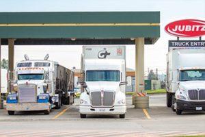Best Truck Stops In The Usa Jubitz In Portland Oregon