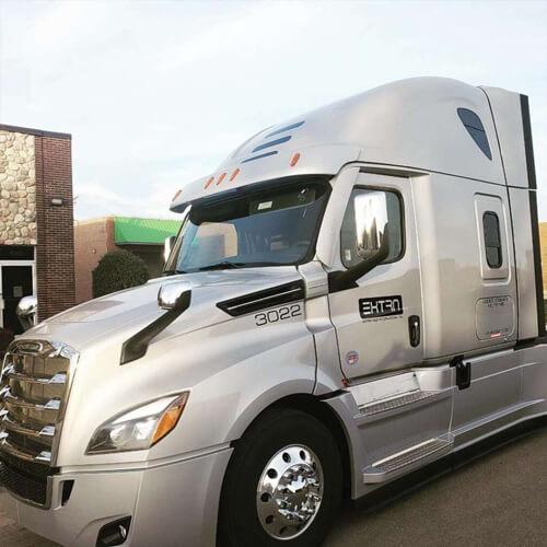 Extra Mile Trucking Company