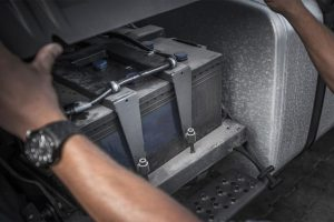 Truck Breakdown Electrical System Trouble